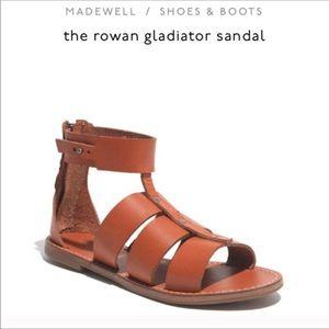 Madewell Gladiator Sandals